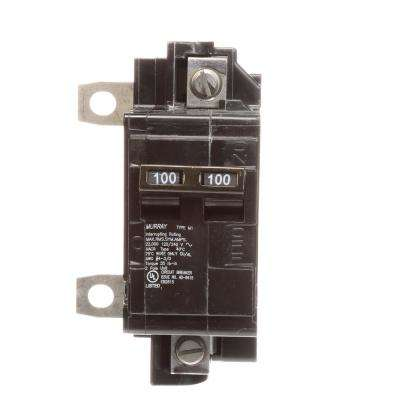 100 Amp Type M1 Main Breaker Conversion Kit