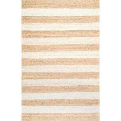 44 0 Striped 9 X 12 Area Rugs Rugs The Home Depot
