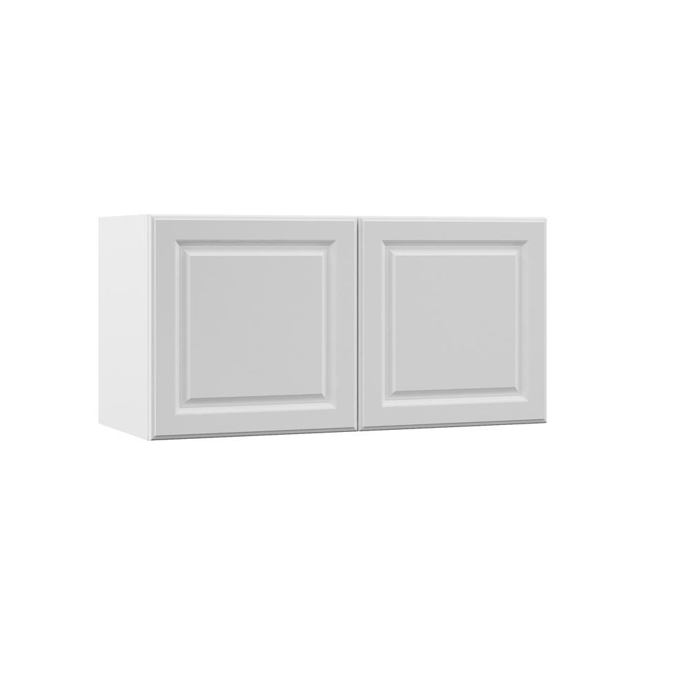 Hampton Bay Kitchen Cabinets Design: Hampton Bay Designer Series Elgin Assembled 36x18x15 In