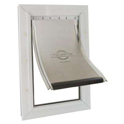13-5/8 in. x 23 in. Xlarge Freedom Aluminum Pet Door