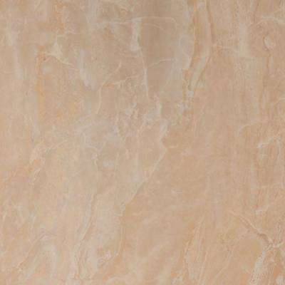 Onyx Crystal 18 in. x 18 in. Polished Porcelain Floor and Wall Tile (22 cases / 297 sq. ft. / pallet)