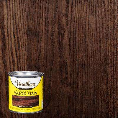 8 oz. Red Mahogany Classic Wood Interior Stain