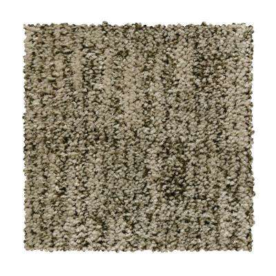 8 in. x 8 in. Pattern Carpet Sample - Corry Sound - Color River Stone
