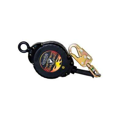 3/16 in. x 30 ft. Velocity Small Block Self Retracting Lifeline Cable