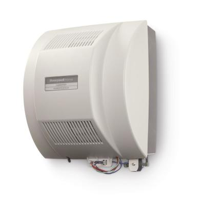 2,700 - 4,500 sq. ft. Whole-House Powered Flow-Through Air Humidifier