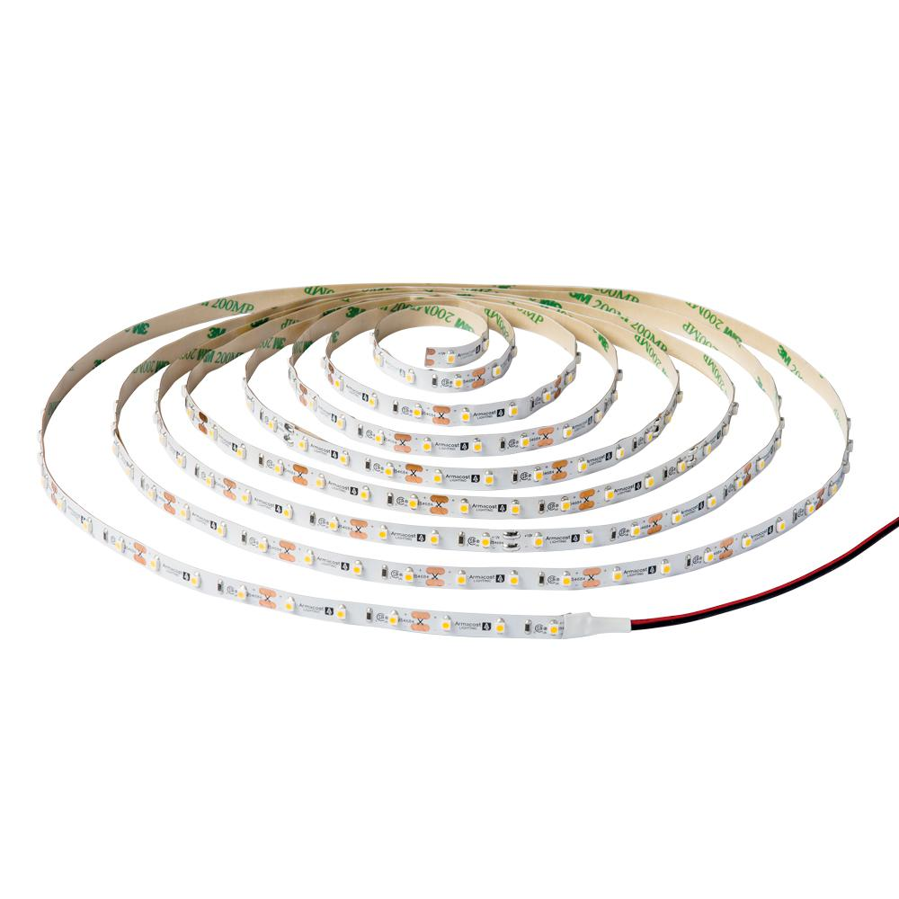 Armacost Lighting RibbonFlex Pro Series 60/800 12 Ft. Soft Bright White  (3000K) LED Tape Light RF3528060 12WWD   The Home Depot
