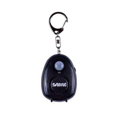 Personal Alarm with Motion Detector Magnet and Key Ring