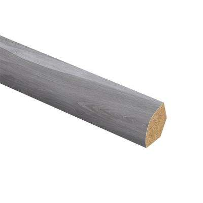 Alberta Spruce 5/8 in. Thick x 3/4 in. Wide x 94 in. Length Vinyl Quarter Round Molding