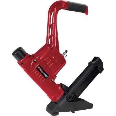 3-in-1 Portamatic Pneumatic Nailer and Stapler with Carrying Case
