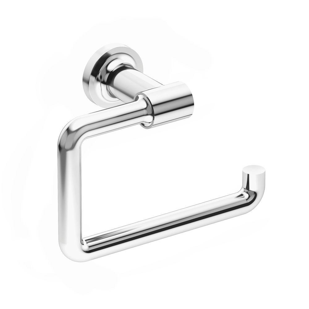 symmons museo hand towel holder in polished chrome