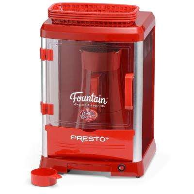 Orville Redenbacher Fountain Theatre Air Popcorn Popper