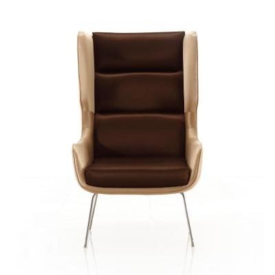 Sand Brown Arsenal Accent Chair