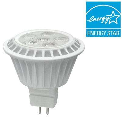 50W Equivalent Bright White (3000K) MR16 Dimmable LED Light Bulb