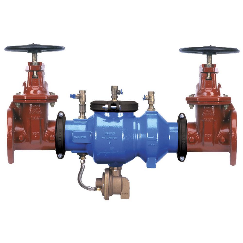 6 in. Reduced Pressure Principle Backflow Preventer