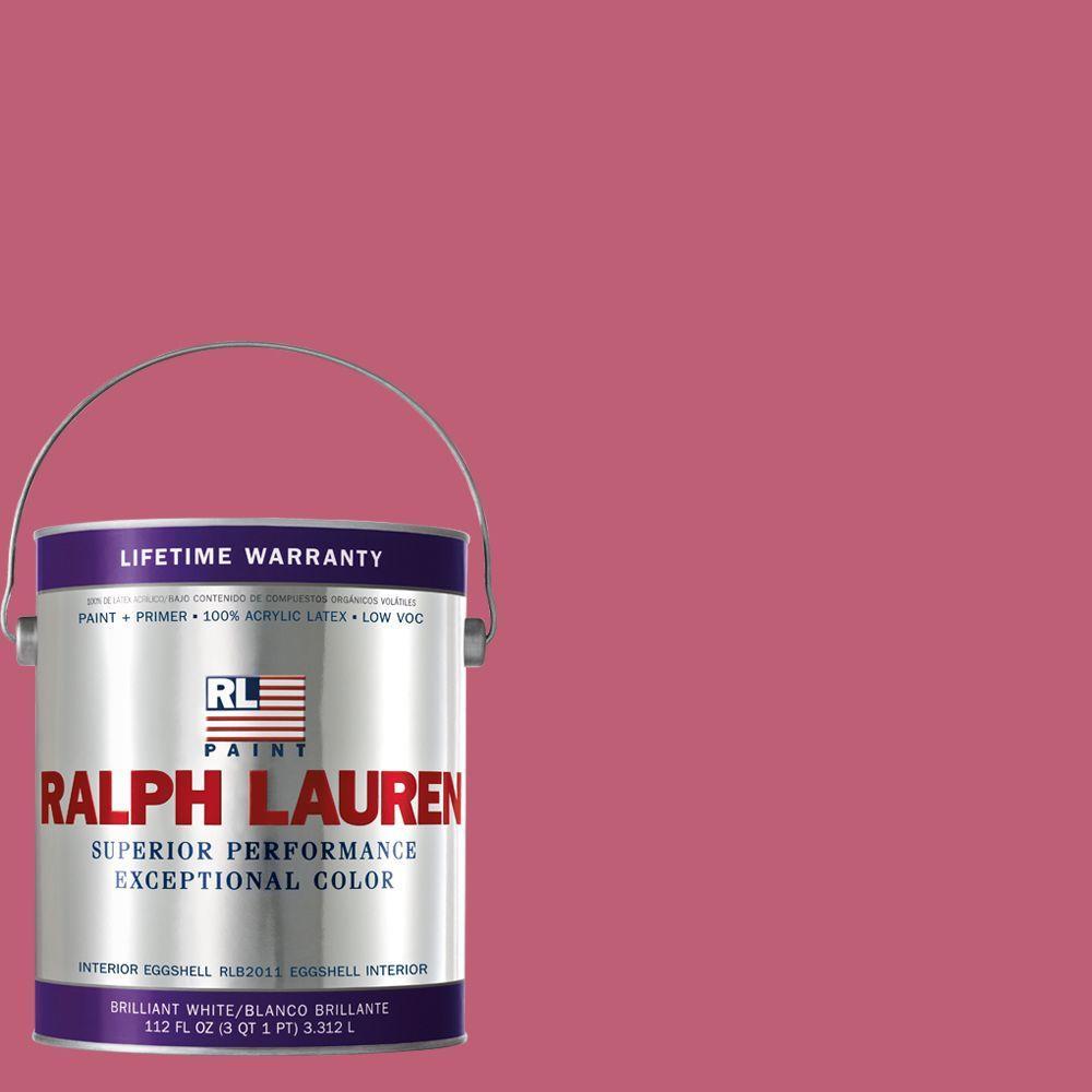 Ralph Lauren 1-gal. Colonial Pink Eggshell Interior Paint