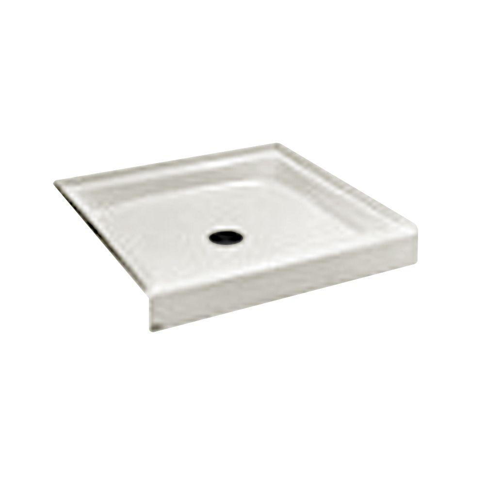 FIAT Cascade 60 in. x 34 in. Single Threshold Shower Floo...