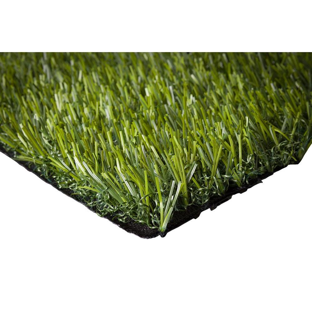 RealGrass Classic 5 ft. x 7 ft. Artificial Grass Synthetic Lawn Turf