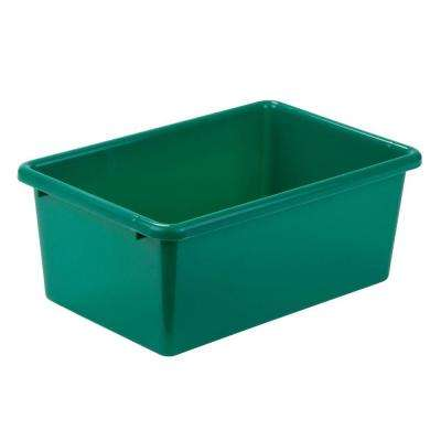 7.9-Qt. Storage Bin in Green