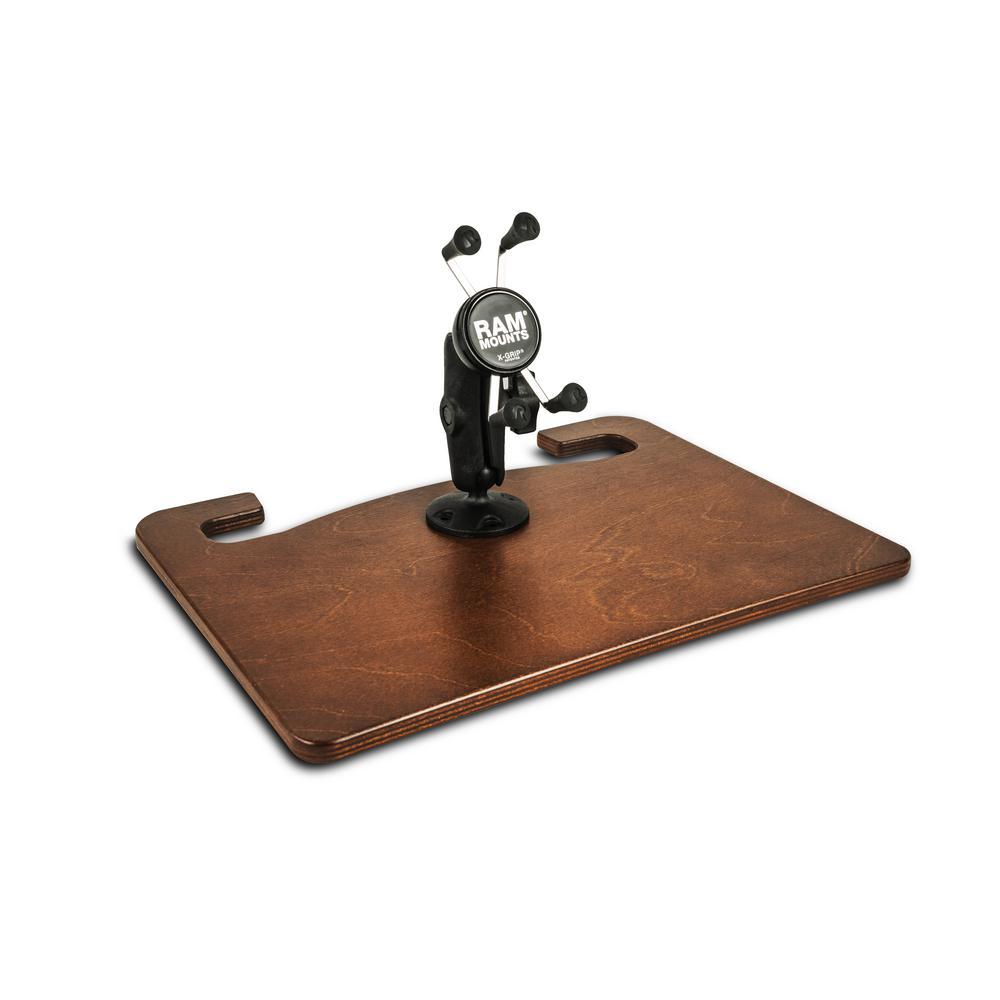Wheelmate Extreme Mahogany with X-Grip Smartphone Mount