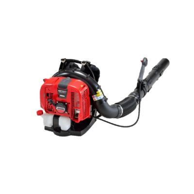 234 MPH 756 CFM 63.3 cc Gas 2-Stroke Cycle Backpack Leaf Blower with Tube Throttle