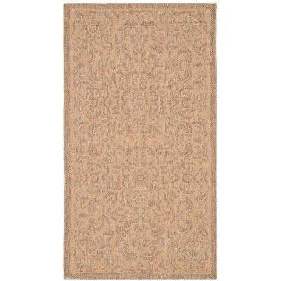 Gold 3 X 5 Outdoor Rugs Rugs The Home Depot