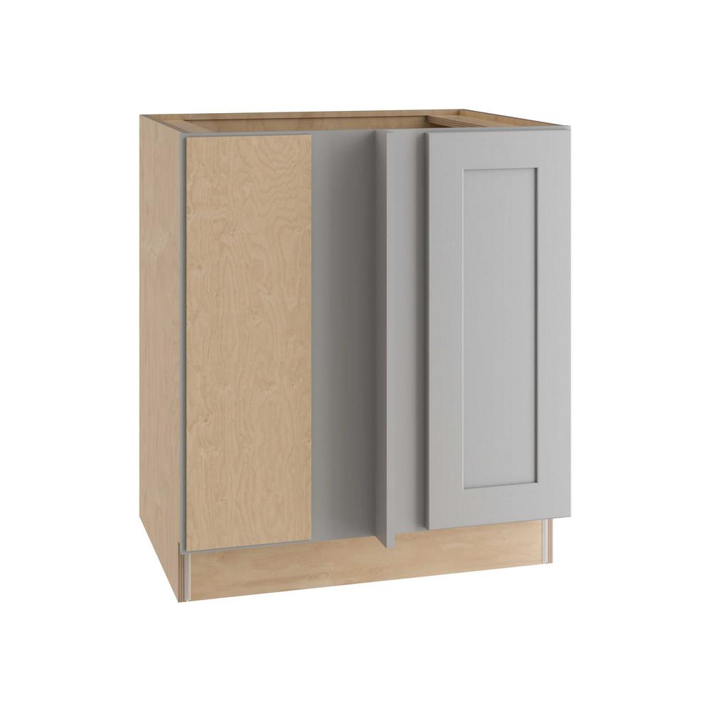 Home Decorators Collection Tremont Assembled In Blind Base Corner Cabinet With 1