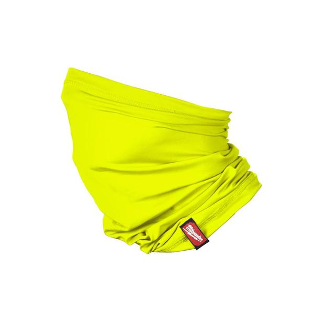 Hi-Vis Yellow Multi-Functional Neck Gaiter