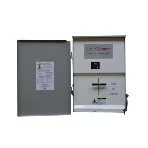 EZ-Connect Manual Transfer Switch with 30 Amp Inlet for ... on