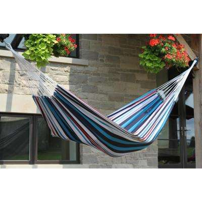 11 ft. Brazilian Cotton Single Hammock in Denim