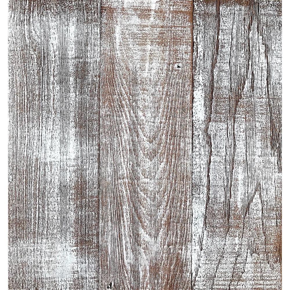 Easy Planking 1/2 in. x 16 in. x 16 in. Sample for Art Barn Wood Wall Planks / Wall Art Decorative Panel / Picture Frame