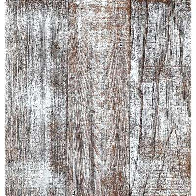 1/2 in. x 16 in. x 16 in. Sample for Art Barn Wood Wall Planks / Wall Art Decorative Panel / Picture Frame