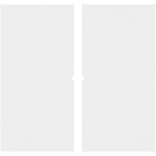 Ekena Millwork 1 In P X 12 1 2 In C X 36 In Od X 1 In Id Knox Architectural Grade Pvc Contemporary Ceiling Medallion Two Piece Cmp36kx2 01000 The Home Depot