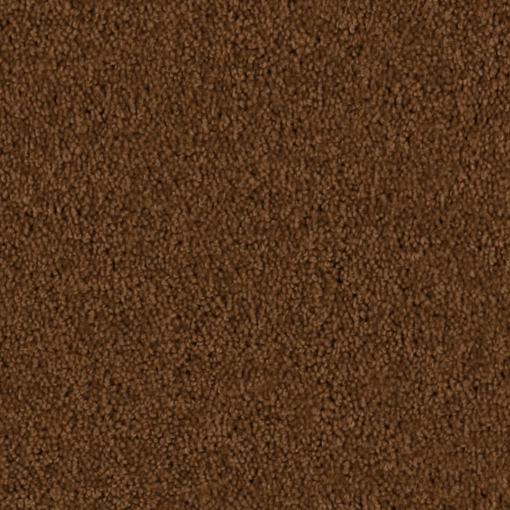 Carpet Sample - Team Builder - In Color Oak Barrel 8 in. x 8 in.