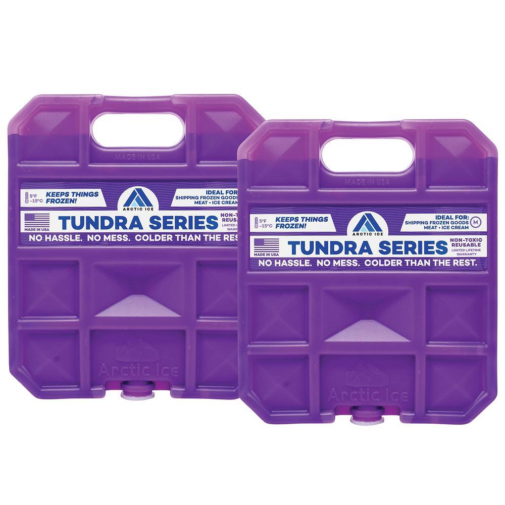 Tundra Series 2.5 lb. Freezer Pack  2-Pack