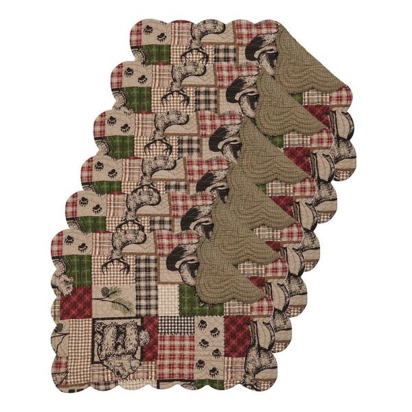 C & F Home Caleb Brown Placemat (Set of 6) 862621889S6