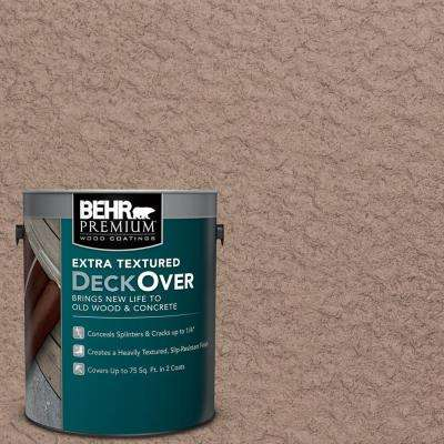 1 gal. #PFC-19 Pyramid Extra Textured Solid Color Exterior Wood and Concrete Coating