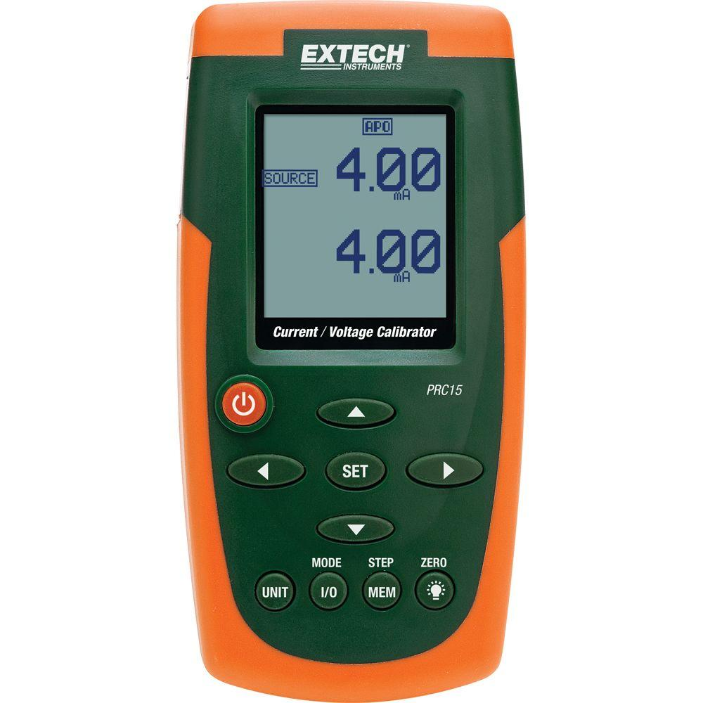 Extech Instruments Current and-Voltage Calibrator