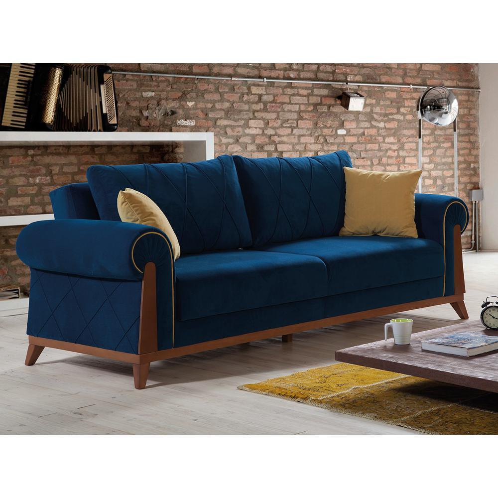 Charmant Internet #303001467. London Blue Sofa