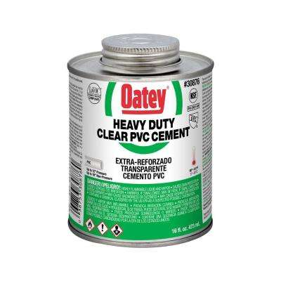16 oz. PVC Heavy-Duty Cement