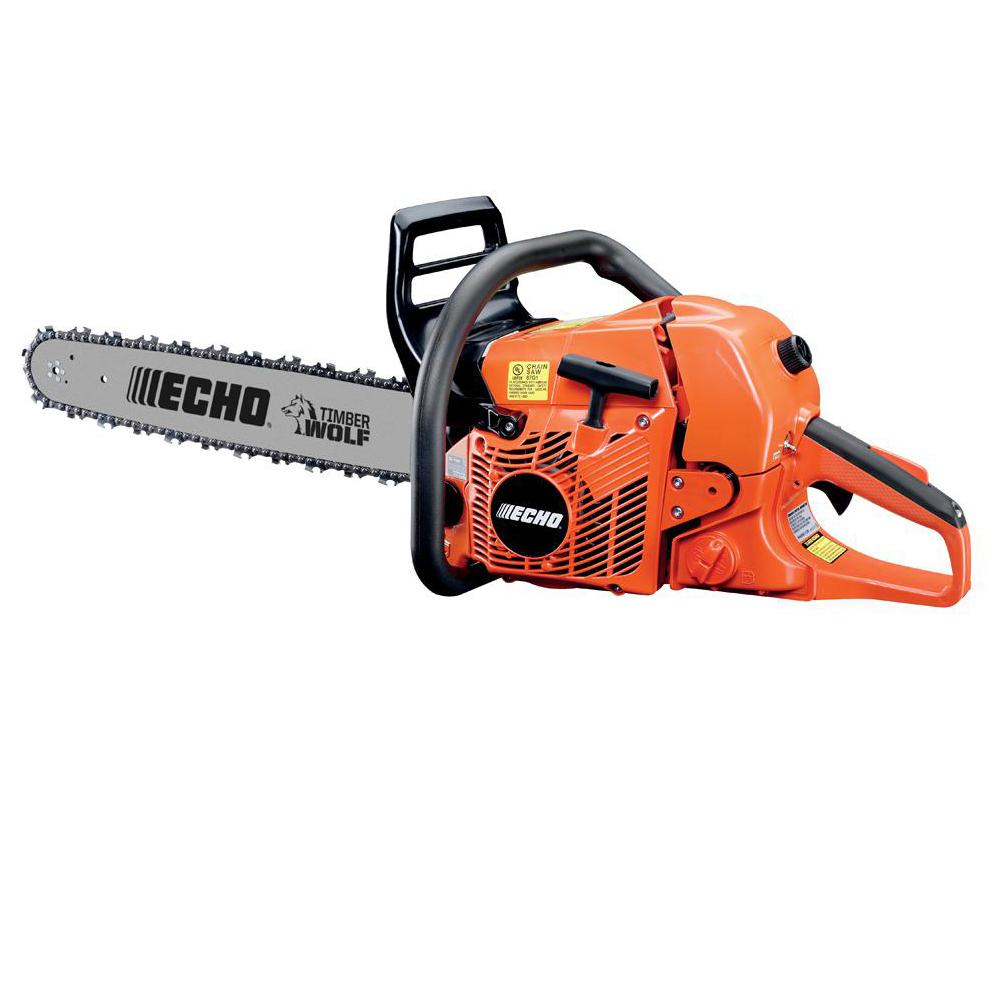 ECHO 20 in. 59.8 cc Gas 2-Stroke Cycle Chainsaw