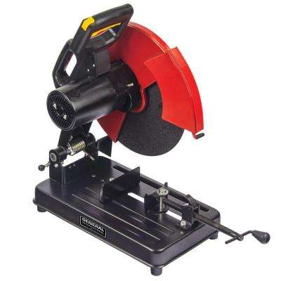 15-Amp 14 in. Metal Cut-Off Saw