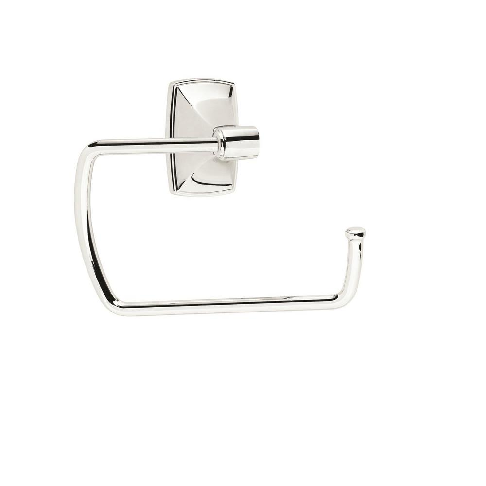 Clarendon Towel Ring in Polished Chrome