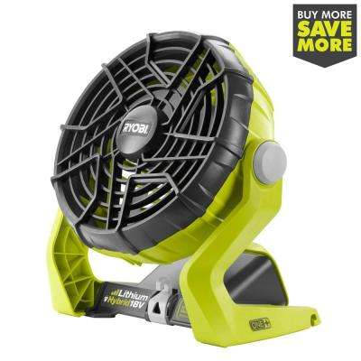 18-Volt ONE+ Hybrid Portable Fan (Tool Only)