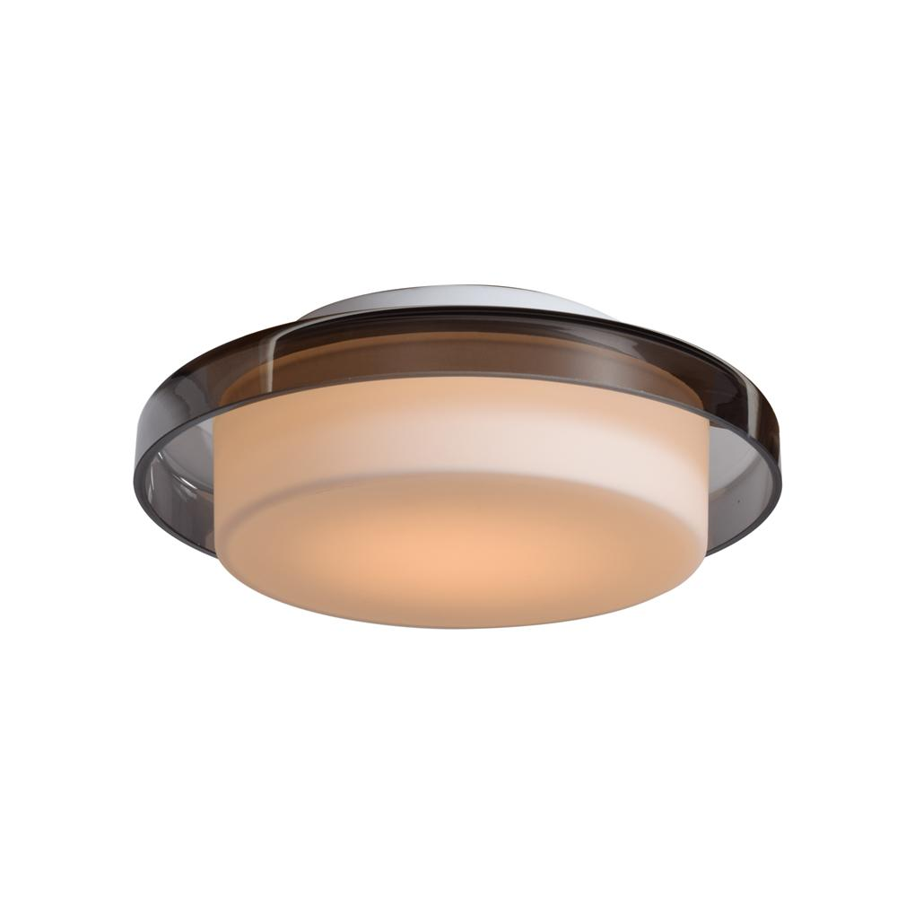 Access Lighting Bellagio 8 5 Watt White Integrated Led Flushmount