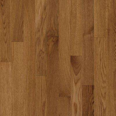 Natural Reflections Oak Mellow 5/16 in. Thick x 2-1/4 in. Wide x Random Length Solid Hardwood Flooring (40 sq. ft./case)