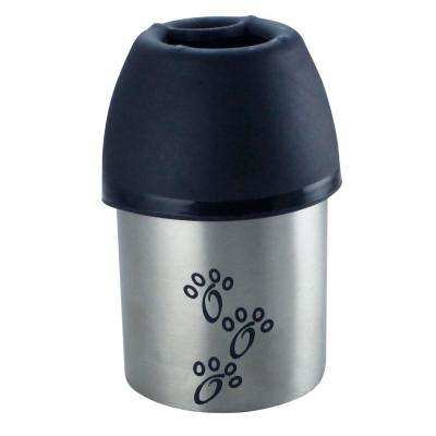 Cup Cap Pet Travel Water Bottle Stainless Steel Small