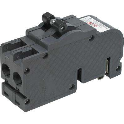 New UBIZ Thick 30 Amp 1-1/2 in. 2-Pole Type QC Replacement Circuit Breaker