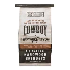 14 lbs. All Natural Range Hardwood BBQ Charcoal Briquets for Grilling