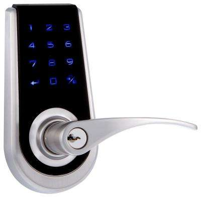 Bilbao Single Cylinder Stainless Steel Touch Screen Door Lock