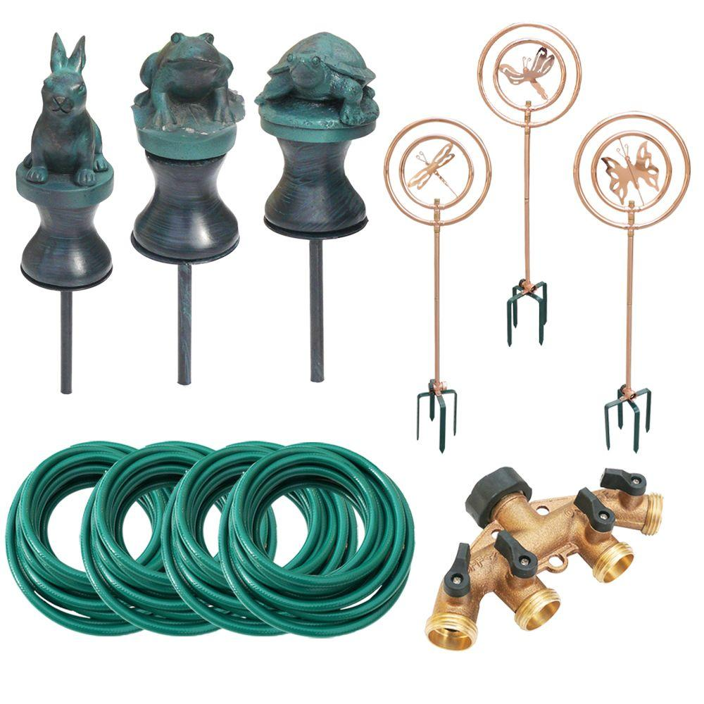 null Backyard Watering Kit-DISCONTINUED